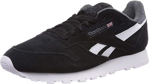 Reebok Herren Classic Leather Mu Sneaker: : Schuhe