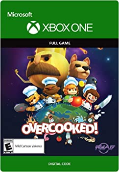 Overcooked! Standard Edition for Xbox One [Digital Code]