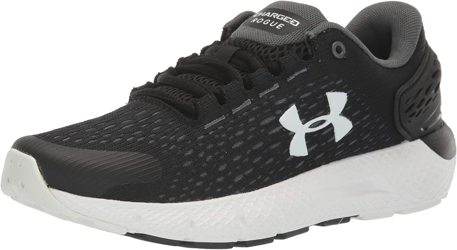 Under Armour Unisex Kids/' Grade School Charged Rogue 2 Running Shoes