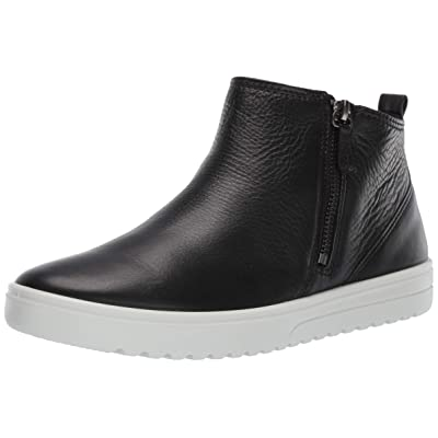 ECCO Women's Fara Ankle Zip Bootie Sneaker | Ankle & Bootie
