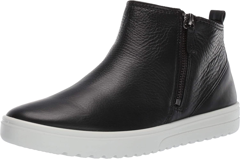Fara Ankle Zip Bootie Sneaker