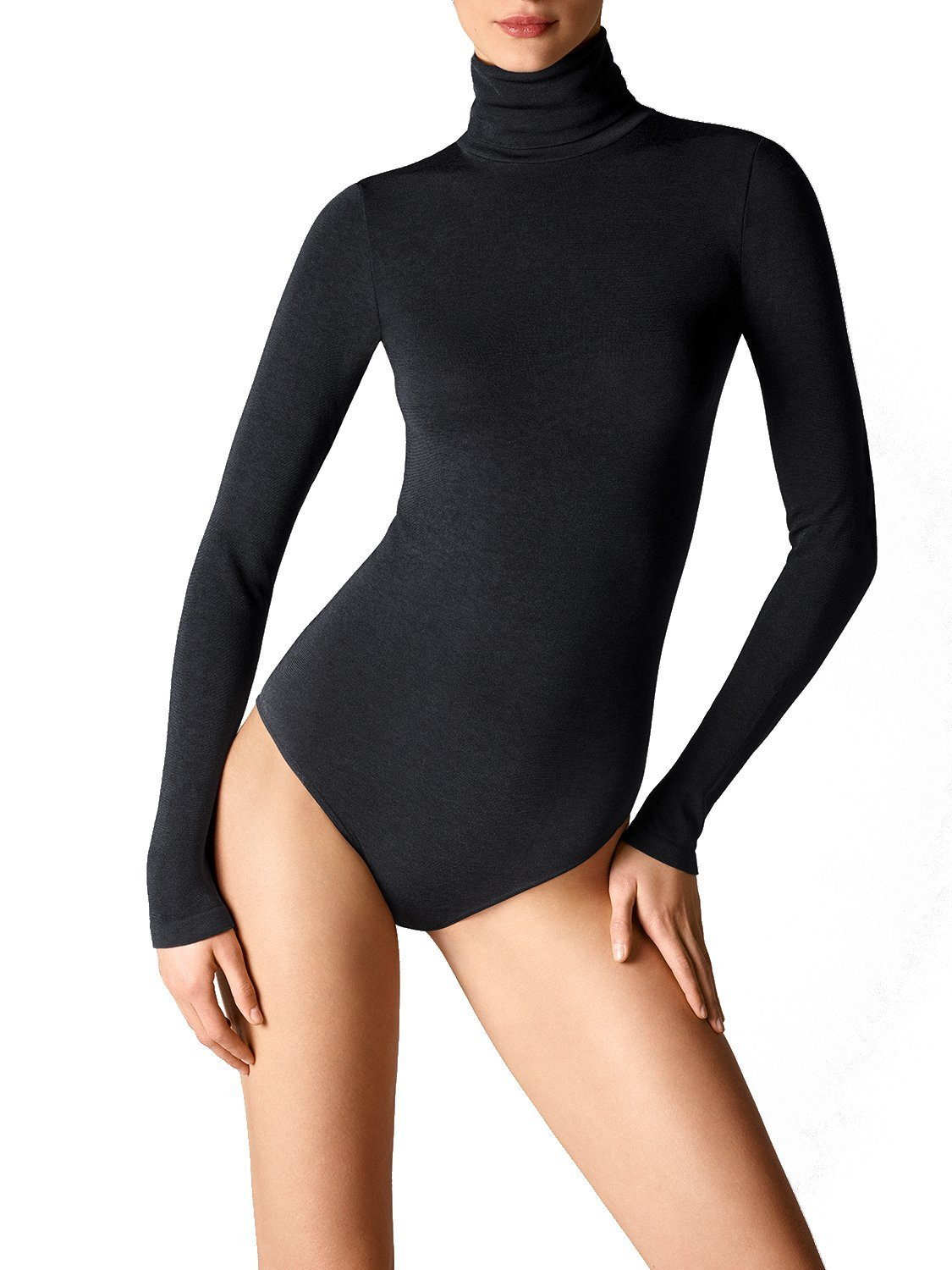 Wolford Women's Colorado Bodysuit Black Small