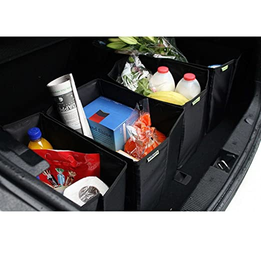 PEUGEOT BIPPER 2008 3in1 Car Boot Tidy Storage Box Trunk Organiser