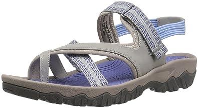 7aa8d504cf2 BareTraps Women s Twila Sandal Grey