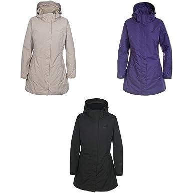 744407e666b Trespass Womens Ladies Alissa 3 In 1 Waterproof Jacket  Amazon.in  Clothing    Accessories