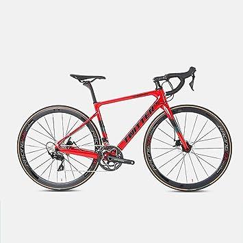 Bicicleta De Carretera De Carbono, Bicicleta De Carreras De Fibra De Carbono Shimano 105 / R7000 700C