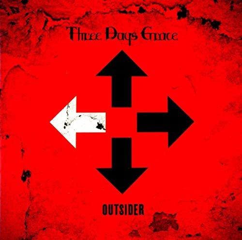 Three Days Grace - Outsider