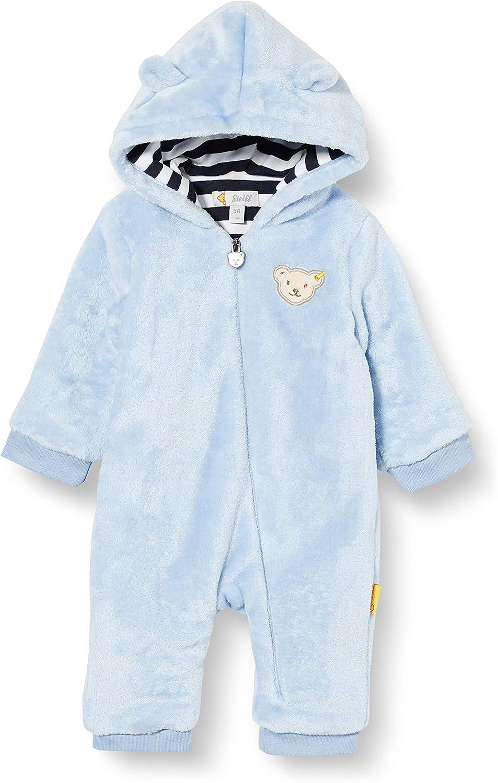Steiff Baby Boys Mit S/ü/ßer teddyb/ärapplikation Pajama Set