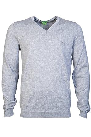 ea90c65f1 Amazon.com: Hugo Boss Mens V Neck Knitwear C-CULLUM-03 50374872 Size ...