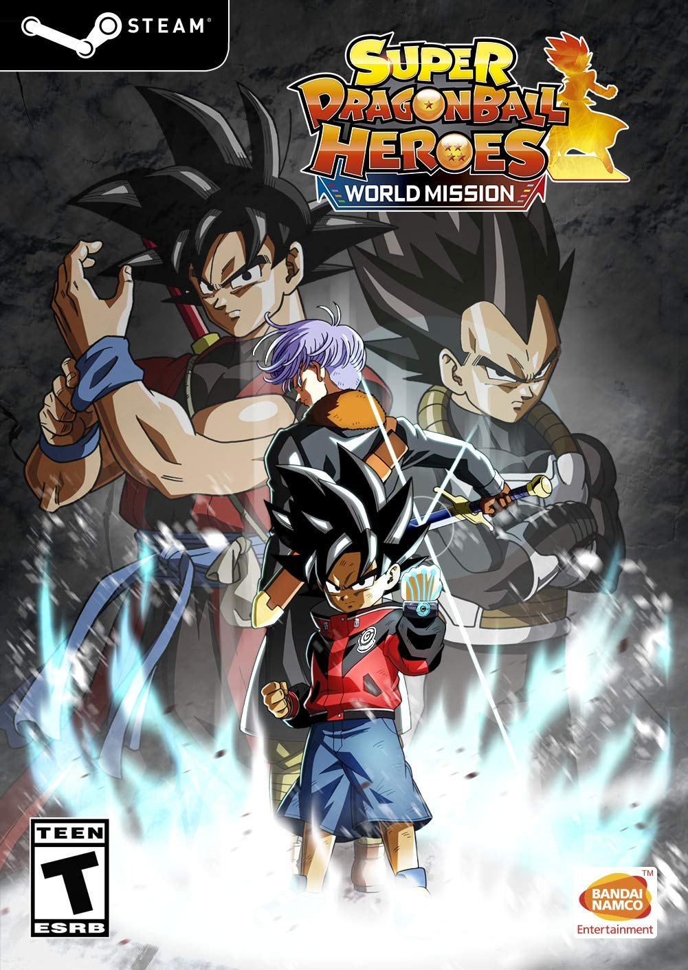Super Dragon Ball Heroes World Mission [Online Game Code]