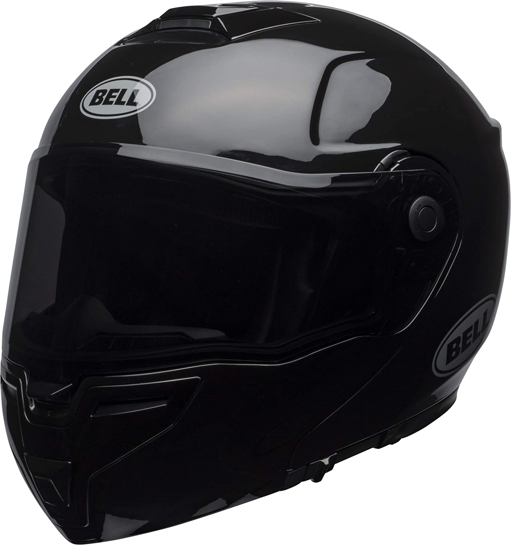 Matte Black, Large Bell SRT Modular Street Motorcycle Helmet SRT-Modular