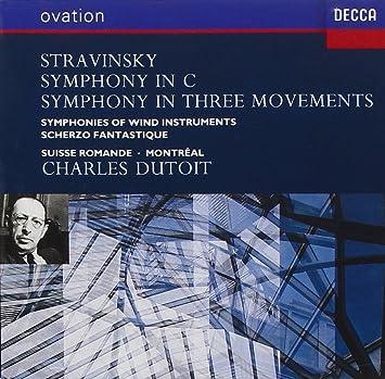 Symphonies Osr / Osm / Dutoit