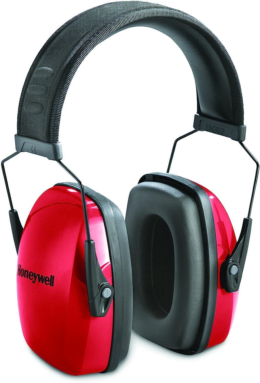 Honeywell Leightning L1 Slimline Low Profile Safety Earmuff (RWS-53006) - Safety Ear Muffs -