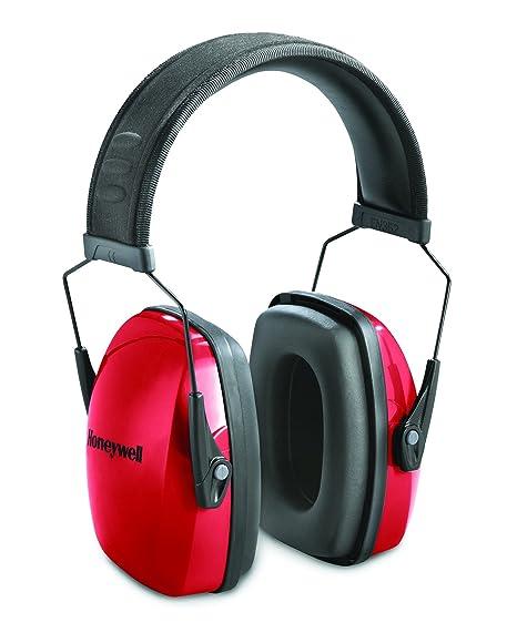 Amazon.com: Honeywell Perfil Bajo NRR – 25 Earmuff, color ...