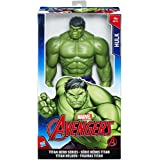 Hasbro Marvel Avengers Infinity War Hulk Titan Hero Versione Base, Personaggio 30 cm, Action Figure, B5772EU6