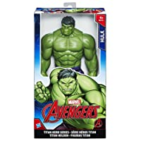 Hasbro Marvel Avengers - Infinity War Hulk Titan Hero Versione Base, Personaggio 30 cm, Action Figure, B5772EU6