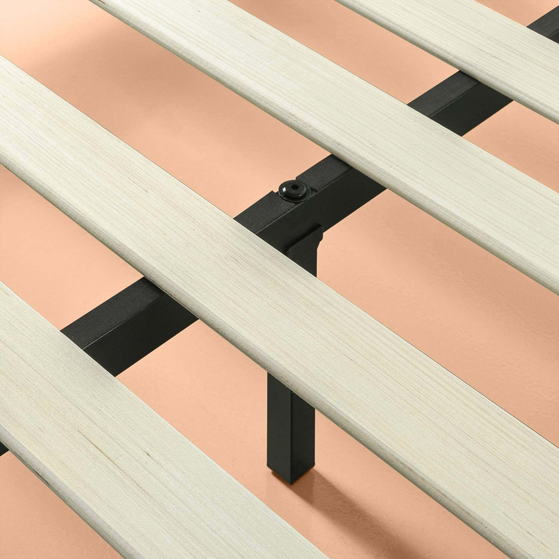 180 x 200 x 35,6 cm Zinus Platform Bed without Headboard