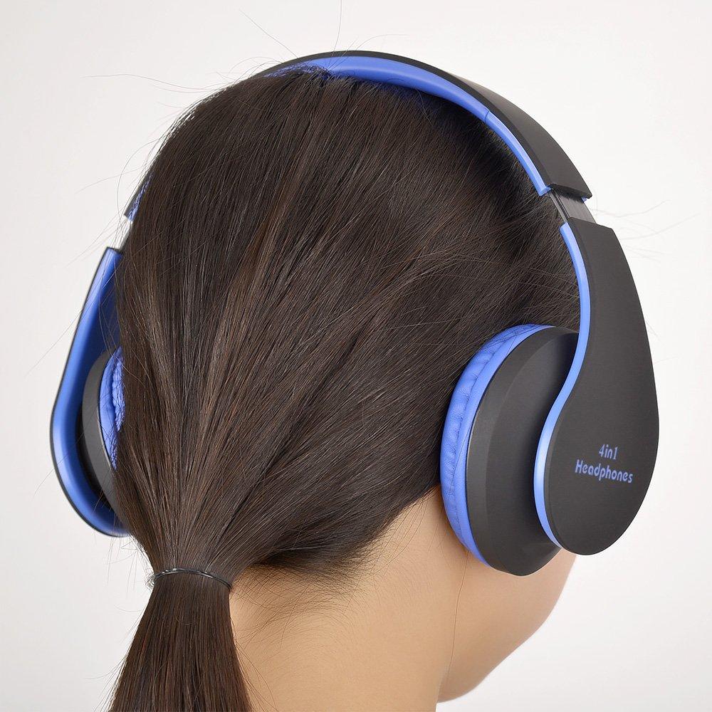 Auriculares Bluetooth, Auriculares Inalámbricos Auriculares Bluetooth In Ear Auriculares Auriculares Estéreo In-Ear Micrófono Manos Libres Incorporado para ...