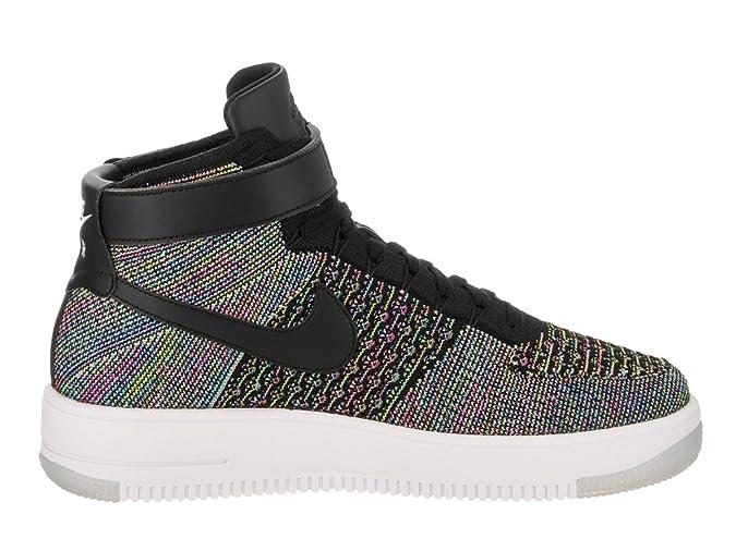 meet 71f7a d91e6 Amazon.com   Nike Men s AF1 Ultra Flyknit Mid Basketball Shoes-Multi-Color    Shoes