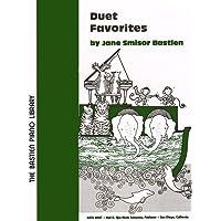 WP62 - Bastien Piano Library - Duet Favorites - Level 3