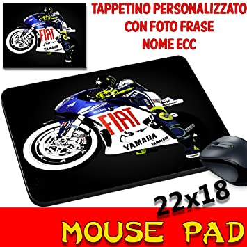 Souris Pad Vr 46 Valentino Rossi The Doctor Tapis Personnalise Avec