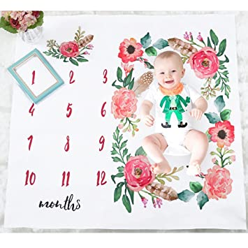 Neugeborene Fotografie Requisiten Wolldecke Baby Foto Rose  Background