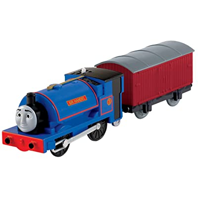 Fisher-Price Thomas & Friends TrackMaster, Sir Handel with Car: Toys & Games