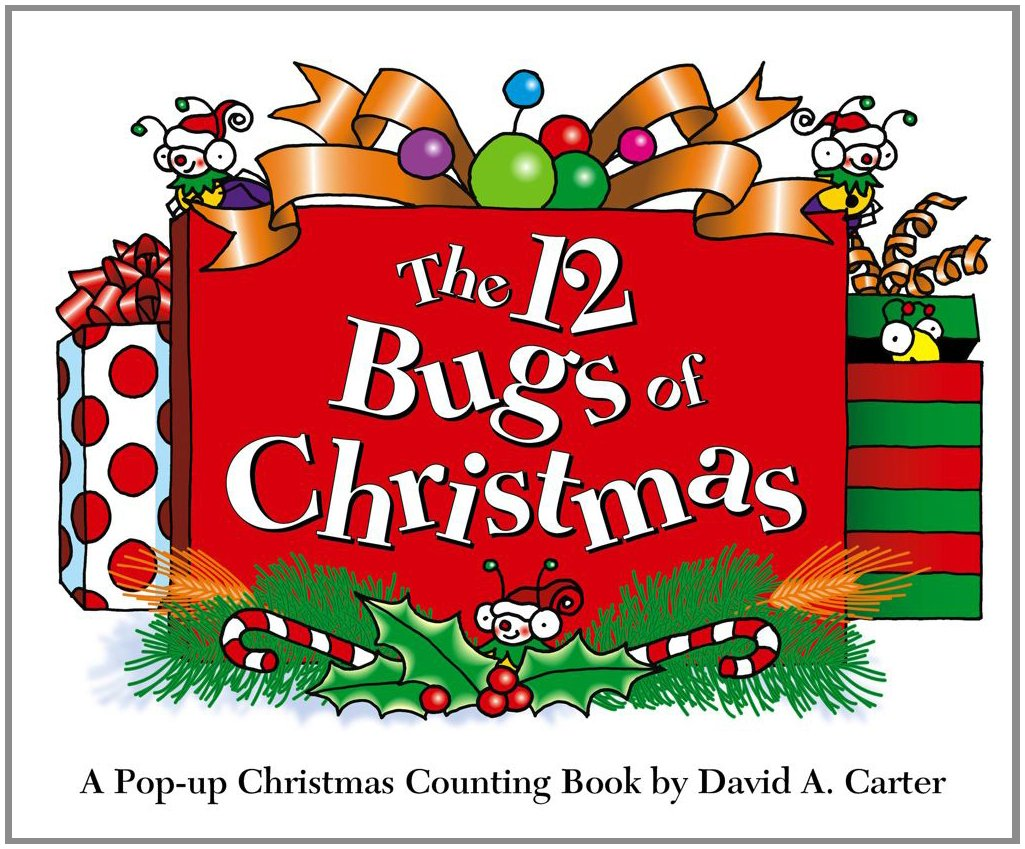12 Bugs Christmas Counting Carters product image