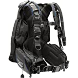 Cressi Lightweight, High-Lift Capacity, Back Inflation Scuba Diving BCD   Ace: designed in Italy