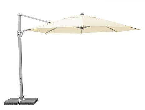 Glatz Ombrelloni Prezzi.Suncomfort By Glatz Sunflex Ombrellone Da Giardino 350