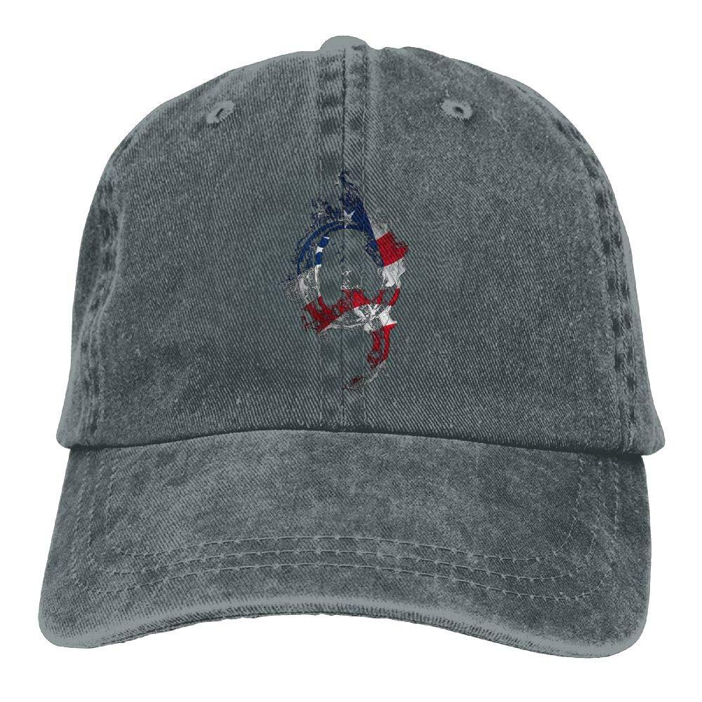 Q Anon The Storm is Here Patriotic American FlagWashedDad Hat Adult Unisex Adjustable Hat