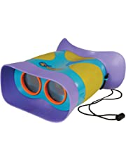 Learning Resources GeoSafari Jr. Kidnoculars - Compact Shock Proof First Binoculars for Kids