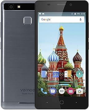 Vernee Thor E 4G Smartphone 5.0 pulgadas Android 7.0 MTK6753 Octa ...