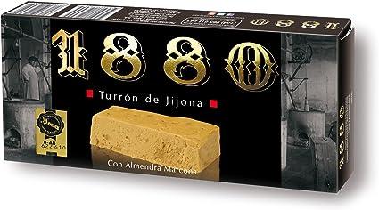 Turrón De Jijona 1880 250G: Amazon.es: Alimentación y bebidas