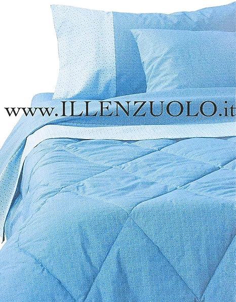 Bassetti Lenzuola Matrimoniali.Bassetti Lenzuola Matrimoniali 2 Piazze Dream Bloth Azzurro In