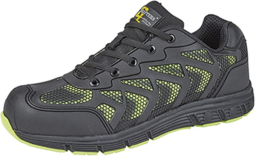 Grafters M9505A Unisex Safety Trainers