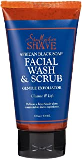 product image for SheaMoisture African Black Soap Facial Wash & Scrub - 4 oz
