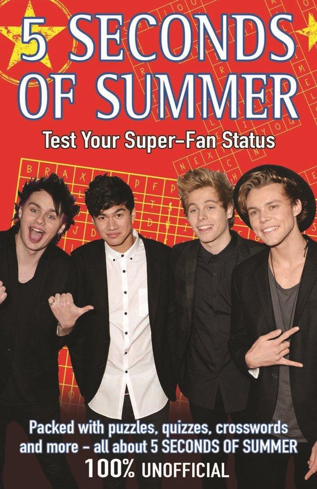 Amazon com: 5 Seconds of Summer: Test Your Super-Fan Status