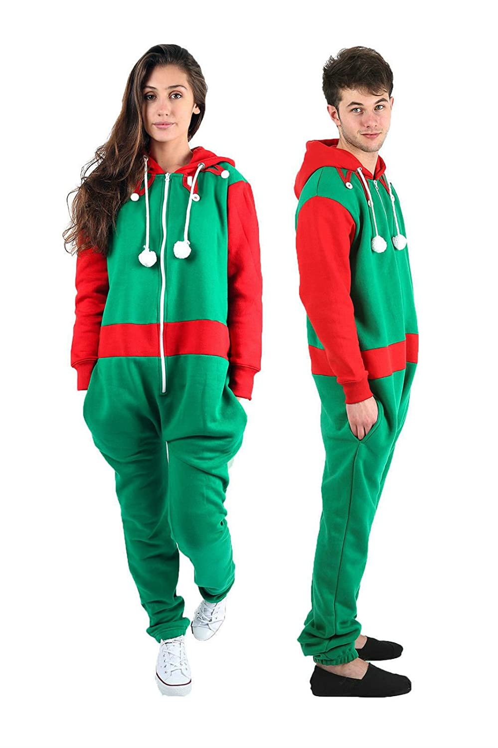 Elf onesies for adults