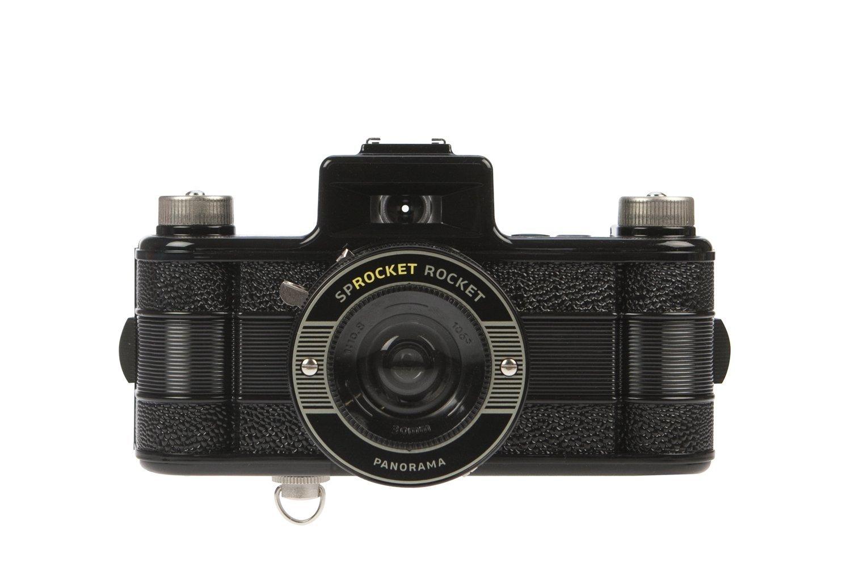 Lomography Sprocket Rocket Camera - Black 915