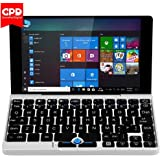 GPD Pocket 7inch Aluminum Shell Mini Laptop UMPC Windows 10SISTEMA CPU X7z87508GB/128GB (Silver)