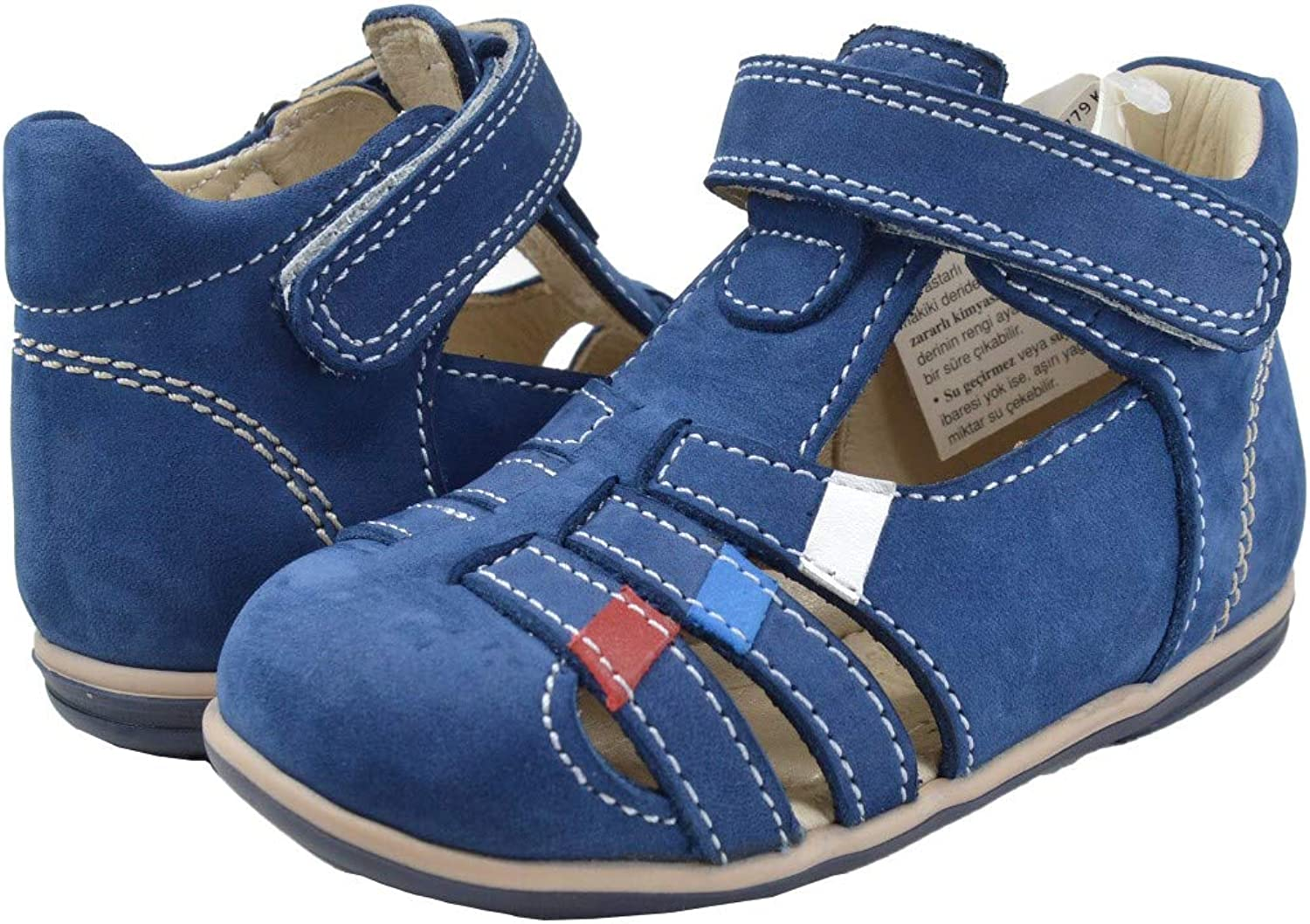 Orthopedic Sandals Boys with Ankle Support