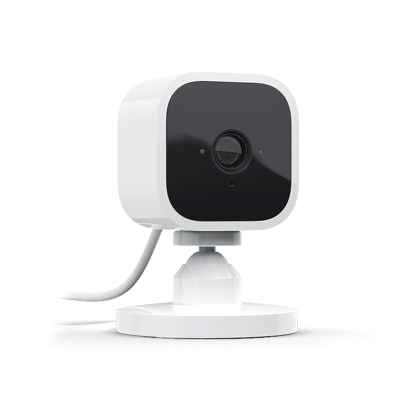link Mini, Caméra de surveillance d'intérieur connectée, compacte, qui se branche sur...
