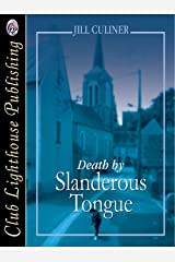 Death By Slanderous Tongue Kindle Edition