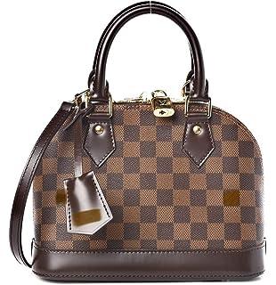 6a7a6b501 Authentic Louis Vuitton Damier Alma BB Cross Body Handbag Article ...