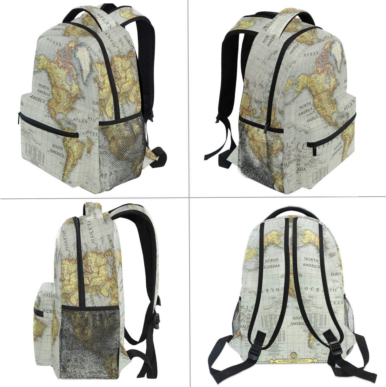 Baofu/Baseball Water Fire Backpack for Kids Middle School Students