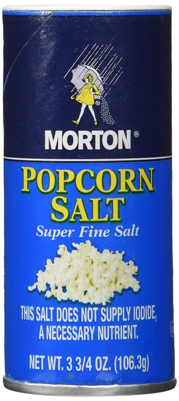 Mortons Salt Popcorn, 3.75 oz