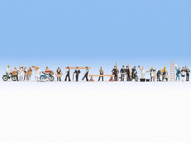 贈り物 NOCH フィギュア ノッホ B00FZU3GKQ 16047 H0 H0 1/87 働く人々 人形 フィギュア B00FZU3GKQ, アスケチョウ:c9c531f7 --- a0267596.xsph.ru