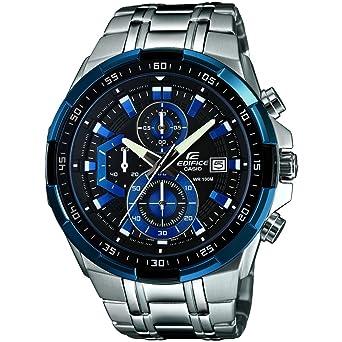 Reloj Cronógrafo para Hombre Casio Edifice EFR-539D-1A2VUEF: Amazon.es: Relojes