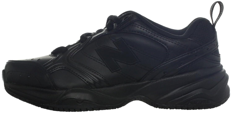De Nouveaux Travaux Des Femmes D'équilibre Antidérapants 512 Chaussures Noires Cxa9hW1sOj